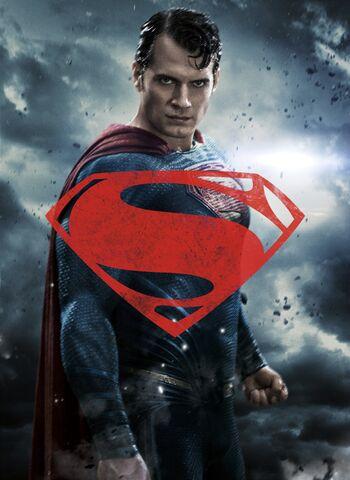 File:Batman v Superman Dawn of Justice - Superman character poster textless.jpg