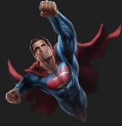 Superman concept artwork - Batman v Superman 2