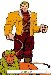 Beast Man (Brian Kurtz)