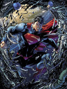 Superman Unchained Vol 1-1 Cover-1 Teaser