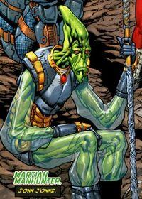 Martian Manhunter (Generation Lost)