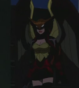 Hawkgirl Earth-16