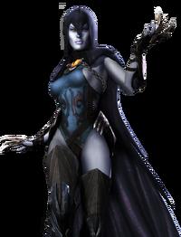 Raven Injustice 001