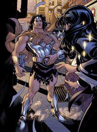 Wonder Man by sinccolor