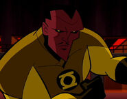Sinestro (Earth 3)(Batman:The Brave and the Bold)