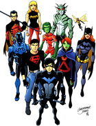 The Team (Young Justice)