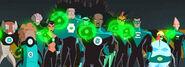 Green Lantern Corps (JLU)