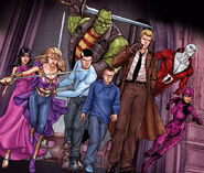 Justice League Dark (The New 52)