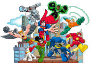 Justice League (DC Super Friends)