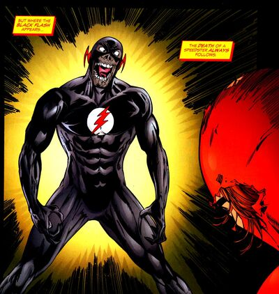 Black Flash 001