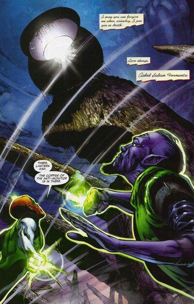 Black Lantern Central Power Battery-2