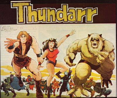 Thundarr a