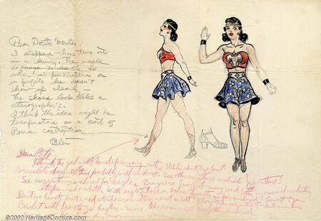 Wonder Woman - Peter-Marston