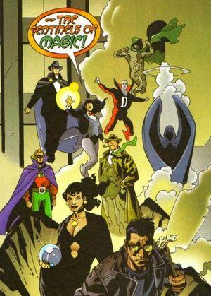 Sentinels of Magic 01