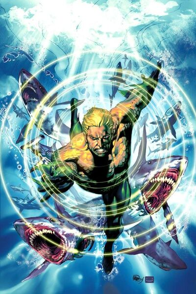 Aquaman animal control