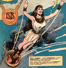 Isis Earth-S