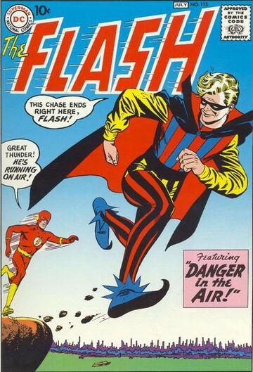 Flash e Trickster