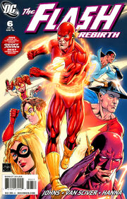 Flash Rebirth 6