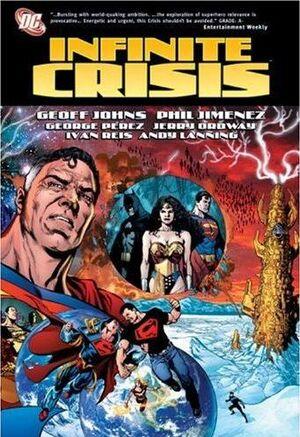 Infinite Crisis trade paperback (1)