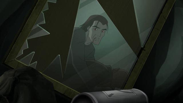 File:Kirk looking at himself JLG&M.png