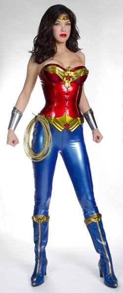 Adrianne Palicki as Wonder Woman