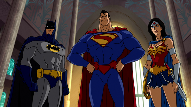 File:Superman Batman Wonder Woman JLA.png