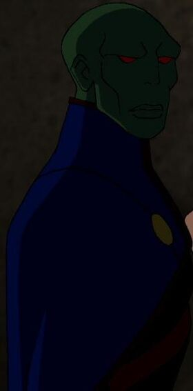 Martian Manhunter (Young Justice)