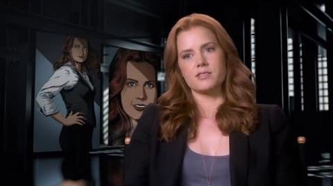 "Batman V Superman ""Lois Lane"" Behind The Scenes Interview - Amy Adams"