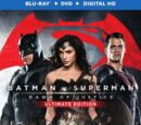 Batman v Superman: Dawn of Justice Home Video