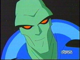 JL Martian Manhunter