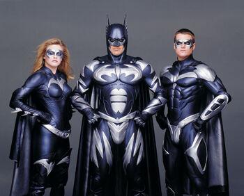 BatgirlBatmanandRobin