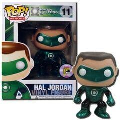 Metallic Hal Jordan