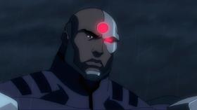 Justice League Flashpoint Paradox 66