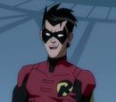 Damian Wayne (Batman Unlimited)