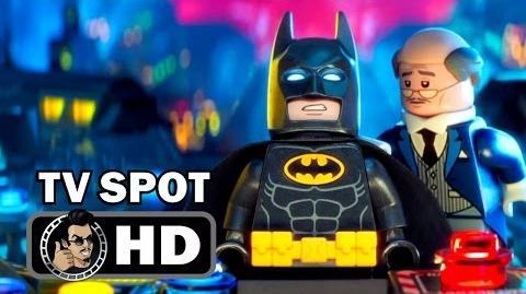 THE LEGO BATMAN MOVIE TV Spot - Lifetime Movies (2017) Will Arnett Animation Comedy Movie HD