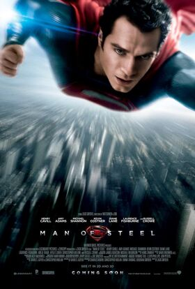 Man of Steel Final Poster