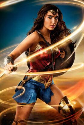 Diana of Themyscira-Wonder Woman