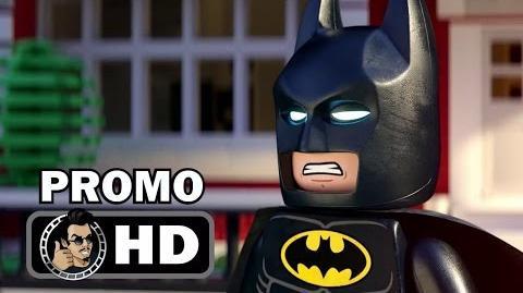 THE LEGO BATMAN MOVIE Promo Clip - Sky Nerds (2017) Animation Comedy Movie HD