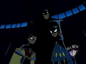 Bat-Family (The Batman)