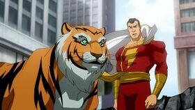 Tawky Tawny - Superman - Shazam