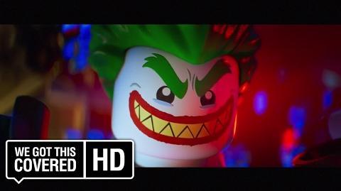 "The LEGO Batman Movie ""Batman Will Stop You"" Clip HD Zach Galifianakis, Will Arnett"