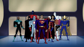Justice League (Justice League Unlimited)2
