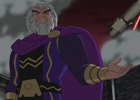 Highfather Gods and Monsters 0001