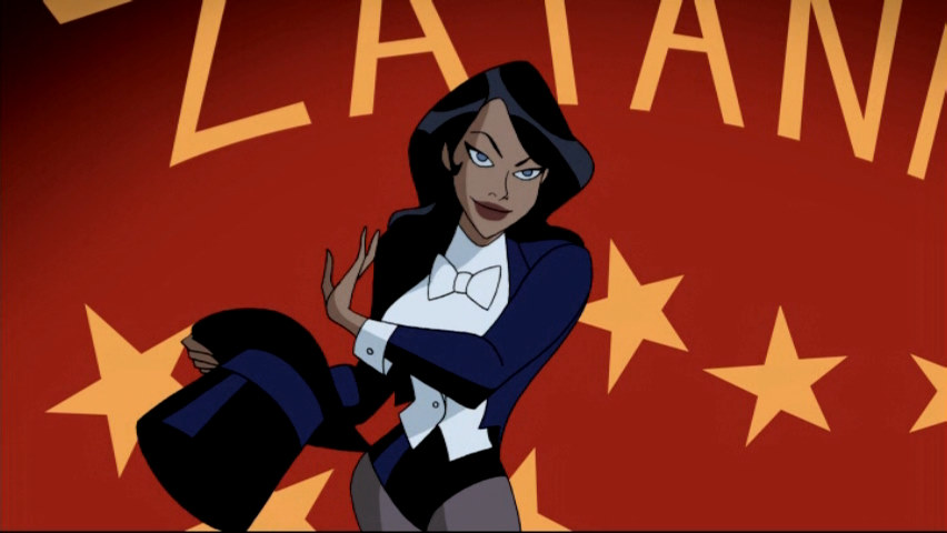 zatanna justice league heroes - photo #14