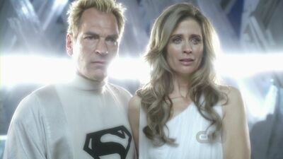 Jor-El and Lara (Smallville)
