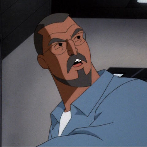 Hamilton just before he is introduced to Superman's darker nature.