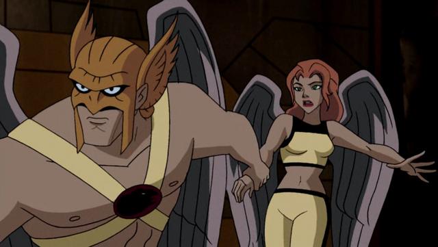 File:Hawkman & Hawkgirl JLU.png