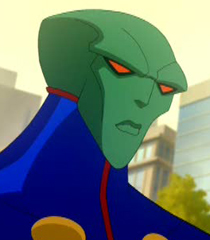 Martian Manhunter JLCoTE