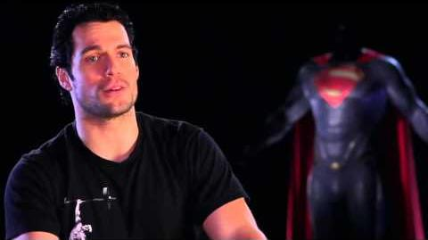 Man of Steel Interview - Henry Cavill