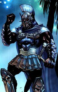Ares comics
